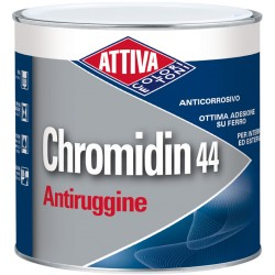 CHROMIDIN 44, Antiruggine oleosintetica. ATTIVA COLORI
