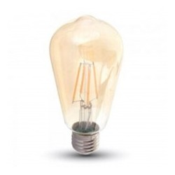 Lampadina Led 8W Amber Cover VT-1968 SKU 4421