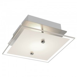 APPLIQUE PLAFONIERA LINEA NOVO LED GU10 ILLUMINAZIONE INTERNO ESTO LIGHT 748013-1