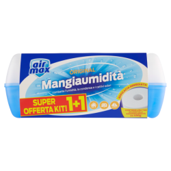 MANGIAUMIDITA' AIR MAX OFFERTA KIT 1+1