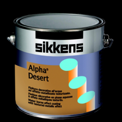 Alpha Desert  finitura  decorativa all'acqua SIKKENS