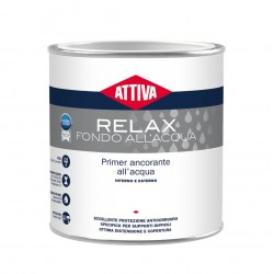 RELAX FONDO ALL'ACQUA.  ATTIVA
