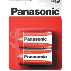 BATTERIE TORCE D 1.5V PANASONIC