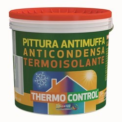 THERMO CONTROL, Pittura anticondensa, a bassa conducibilità termica. Per interno. ADICOLOR